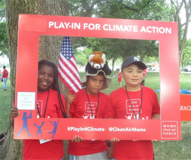 Play-in for Climate Action